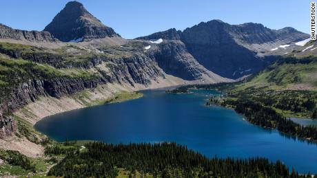 A climber died in an accident near Hidden Lake in Glacier National Park.