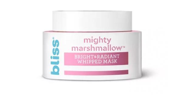 Bliss Mighty Marshmallow Bright & Radiant Face Mask