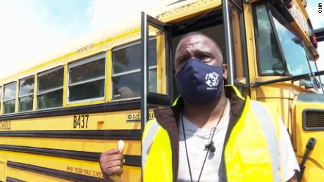Bus driver Robert Salley says safety modifications have not yet been made to Boston's fleet.