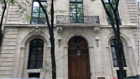 The seven-story, 10-bedroom Upper East Side mansion of Jeffrey Epstein is described as the largest single-family home in New York City by a real estate agency.