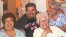 "Three sisters, Rita Haro, Jose ""Chico"" Haro and Manuela ""Nellie"" Johnson, died within seven days of each other. Their great-nephew, Michael Thompson, loved spending time with them."
