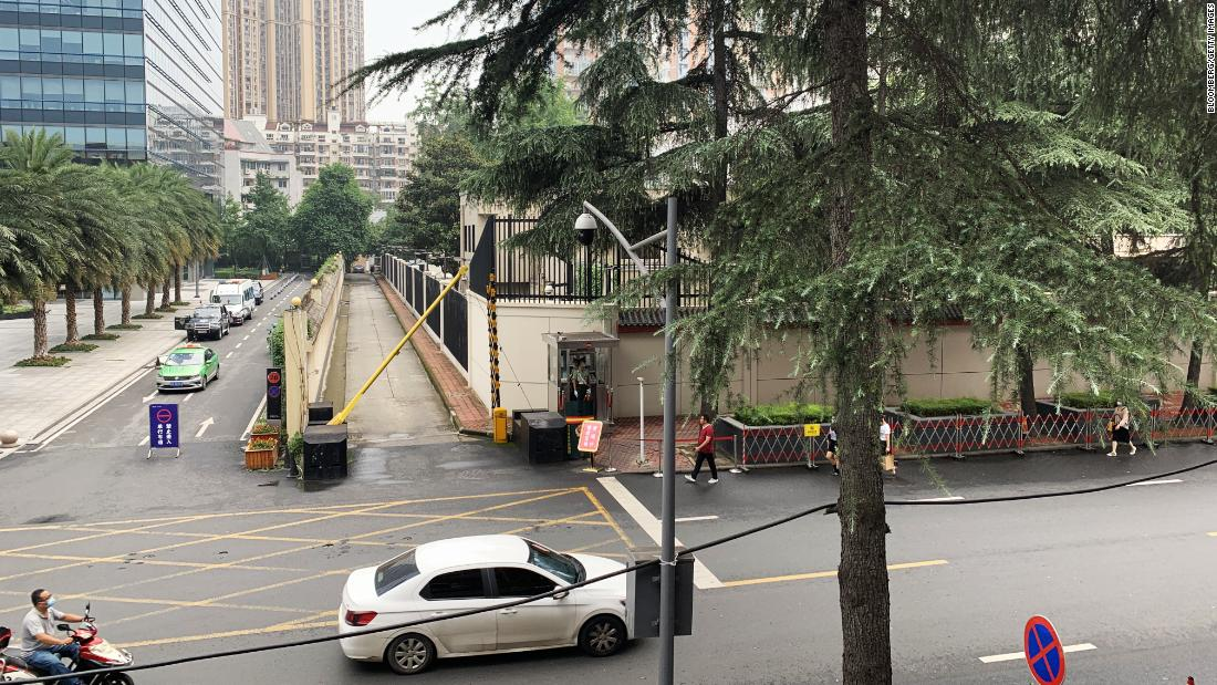 China orders US consulate in Chengdu to cease operations in retaliation for Houston closure – CNN
