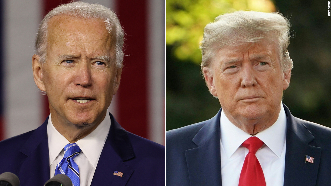Biden and Trump hold dueling Florida rallies as campaigns and pandemic converge