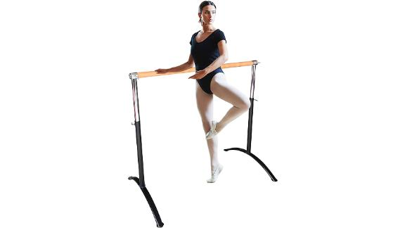 Ballet Barre portable for home or studio