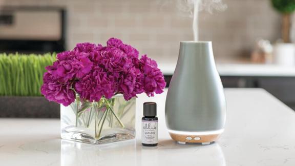 Blossom Ultrasonic Aroma Diffuser
