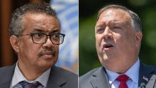 WHO chief slams Pompeo's claims he was bought by China