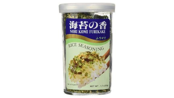 Ajishima Foods Nori Fume Furikake Rice Seasoning