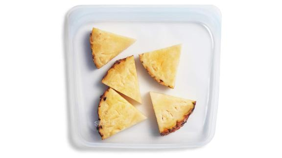 Stasher Silicone Food Bag, Sandwich Size