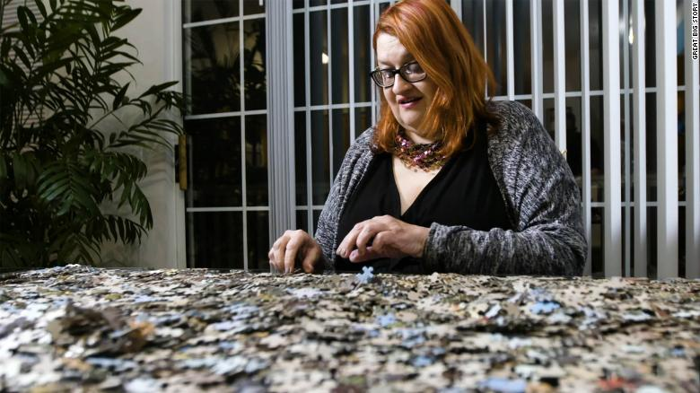 Elonka Dunin is a noted cryptologist who loves to solve puzzles of all kinds, but Kryptos has her stumped.