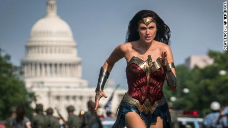 Wonder Woman 1984 Debuts New Teaser Cnn