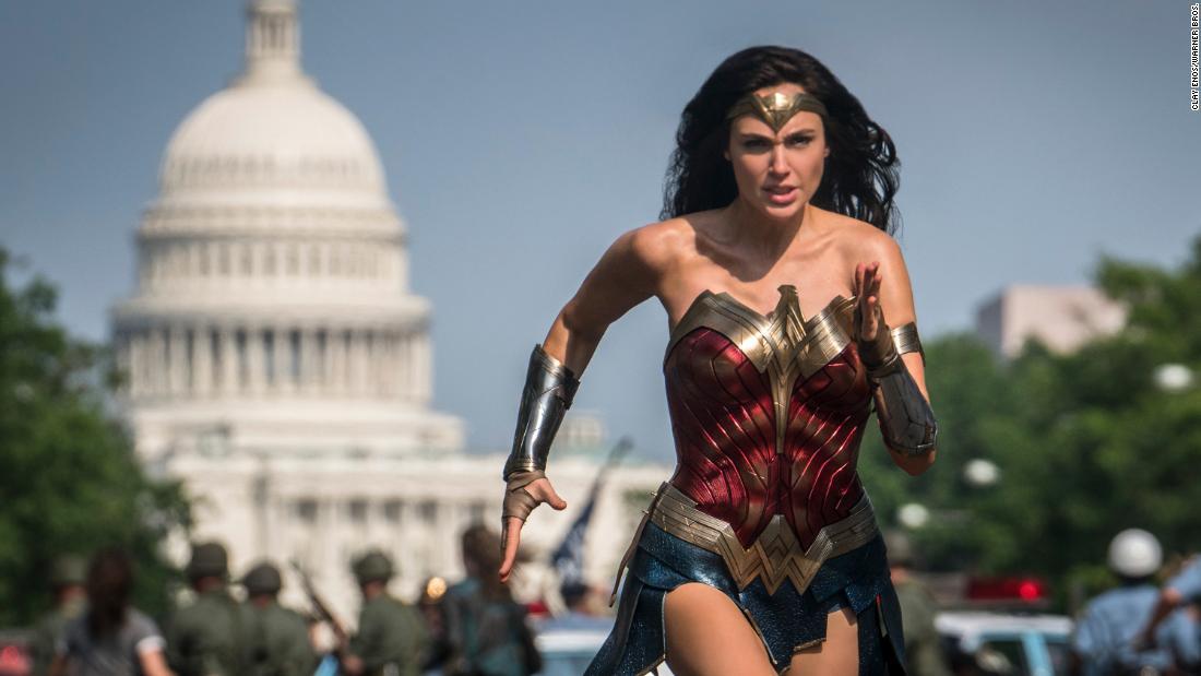 Wonder Woman 1984' debuts new teaser - CNN