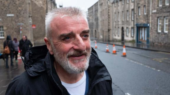 """Tommy Sheppard, an SNP MP for Edinburgh East, thinks independence is a """"matter of time."""""""