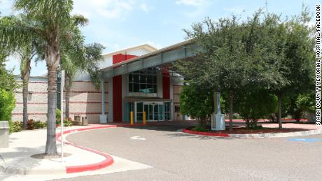 Texas hospital overwhelmed by coronavirus may send some patients home to die