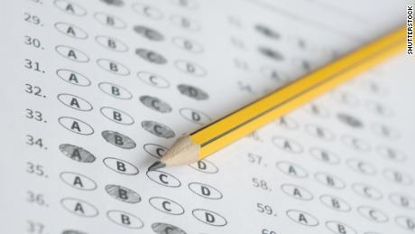 Two students tested positive for coronavirus after taking the ACT at an Oklahoma high school