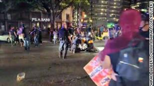 One dead after shots fired during protests in Austin