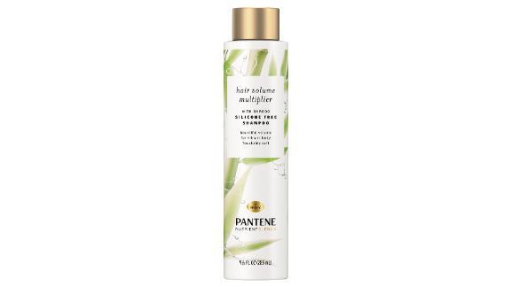 Pantene Silicone Free Hair Volume Multiplier Shampoo