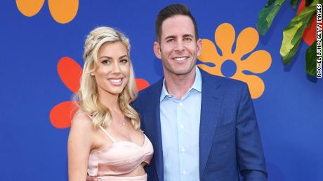 Tarek El Moussa and Heather Rae Young are off the market