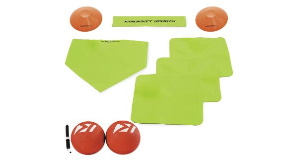 Rukket Kickball Set With Bases