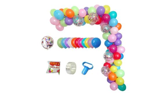 LZVPL DIY Balloon Arch & Garland Kit