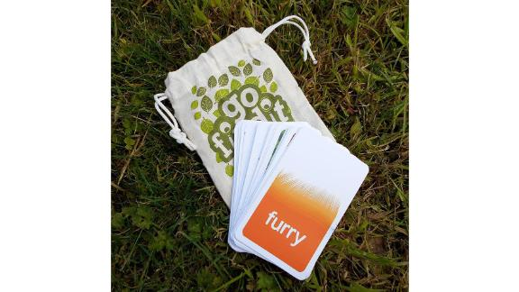 Gofindit Outdoor Nature Scavenger Hunt Card Game for Families
