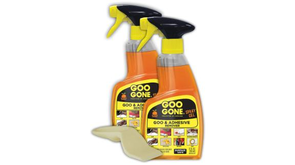 Goo Gone Adhesive Remover Spray, 2-Pack