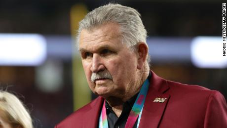 Mike Ditka says kneeling athletes should 'get the hell out of the country'