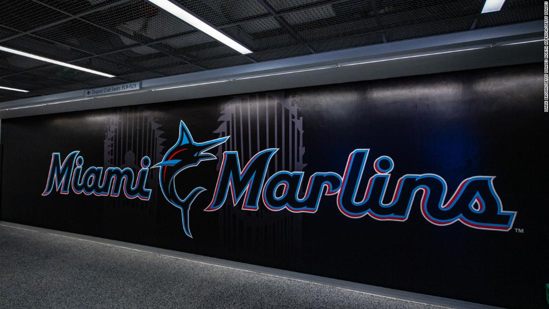 Miami Marlins decided in a group chat to play Sunday's game against the Philadelphia Phillies