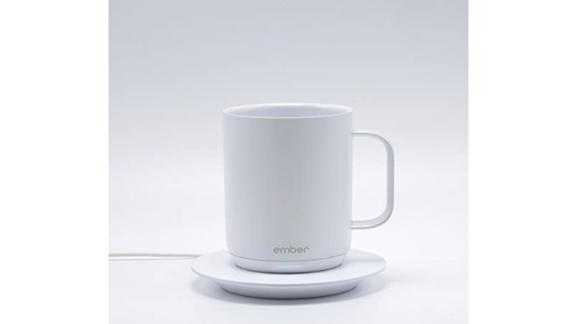 Ember 10-Ounce Temperature Control Smart Mug in White