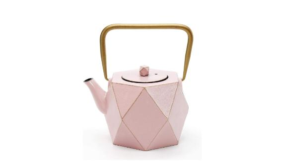 Toptier Japanese Cast-Iron Teapot With Stainless Steel Infuser