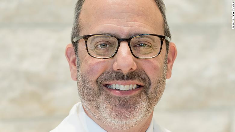 Dr. Joseph Costa, the chief of critical care at Baltimore's Mercy Medical Center who treated the sickest Covid-19 patients, succumbed to the virus Saturday at the age of 56, the hospital confirmed to CNN
