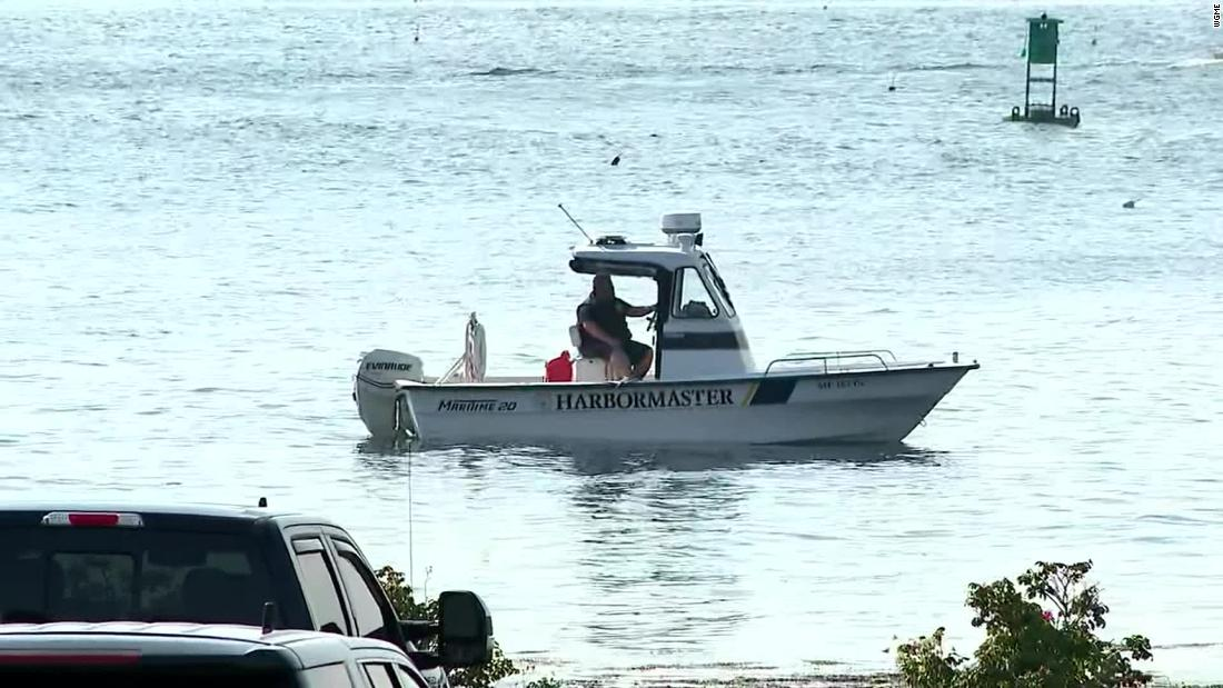 Woman killed in an apparent shark attack in Maine – CNN
