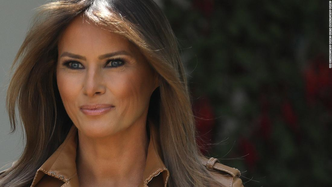 Melania Trump to make first campaign appearance in months – CNN