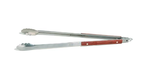 Outset Extra Long Rosewood Tongs