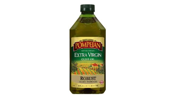 Pompeian Robust Extra-Virgin Olive Oil, 68-Ounce