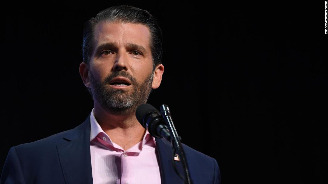 Donald Trump Jr. opposes controversial Alaska mine that could disrupt critical salmon fishery