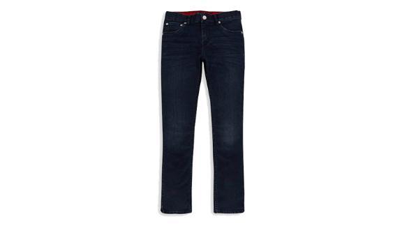 Slim Fit Flex Stretch Little Boys Jeans 4-7