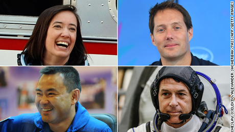 NASA assigns four astronauts to SpaceX mission scheduled for 2021