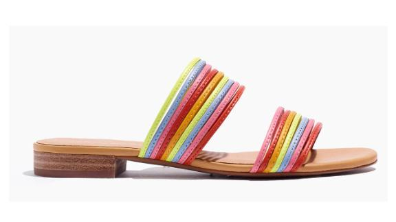 The Meg Slide Sandal