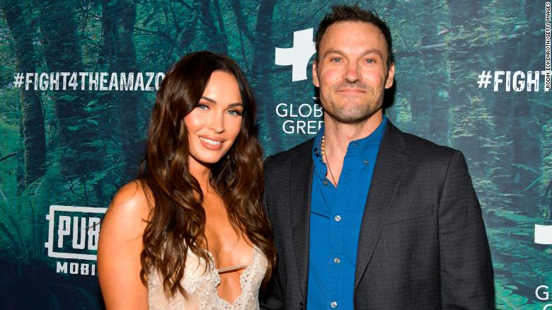 Megan Fox and Brian Austin Green separated after 10 years of marriage.