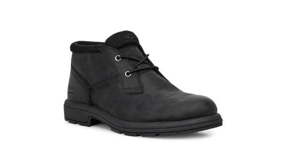 Biltmore Waterproof Plain Toe Boot