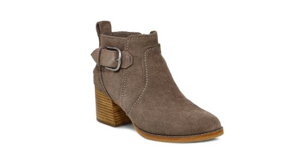 Leahy Suede Ankle Boot