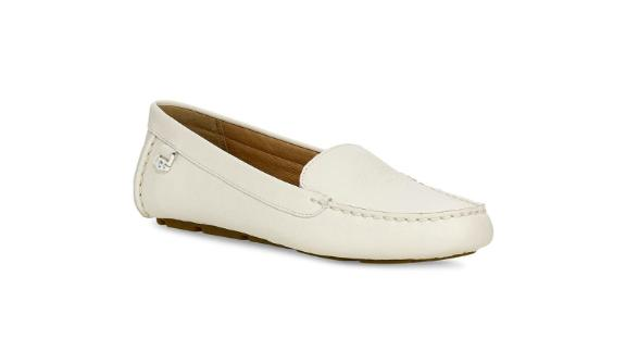 Flores Leather Driving Loafer