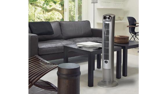 Lasko Portable Electric 42-Inch Oscillating Tower Fan