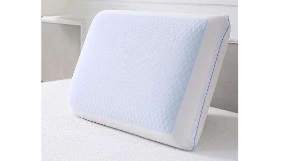 Classic Brands Reversible Gel and Memory Foam Bed Pillow