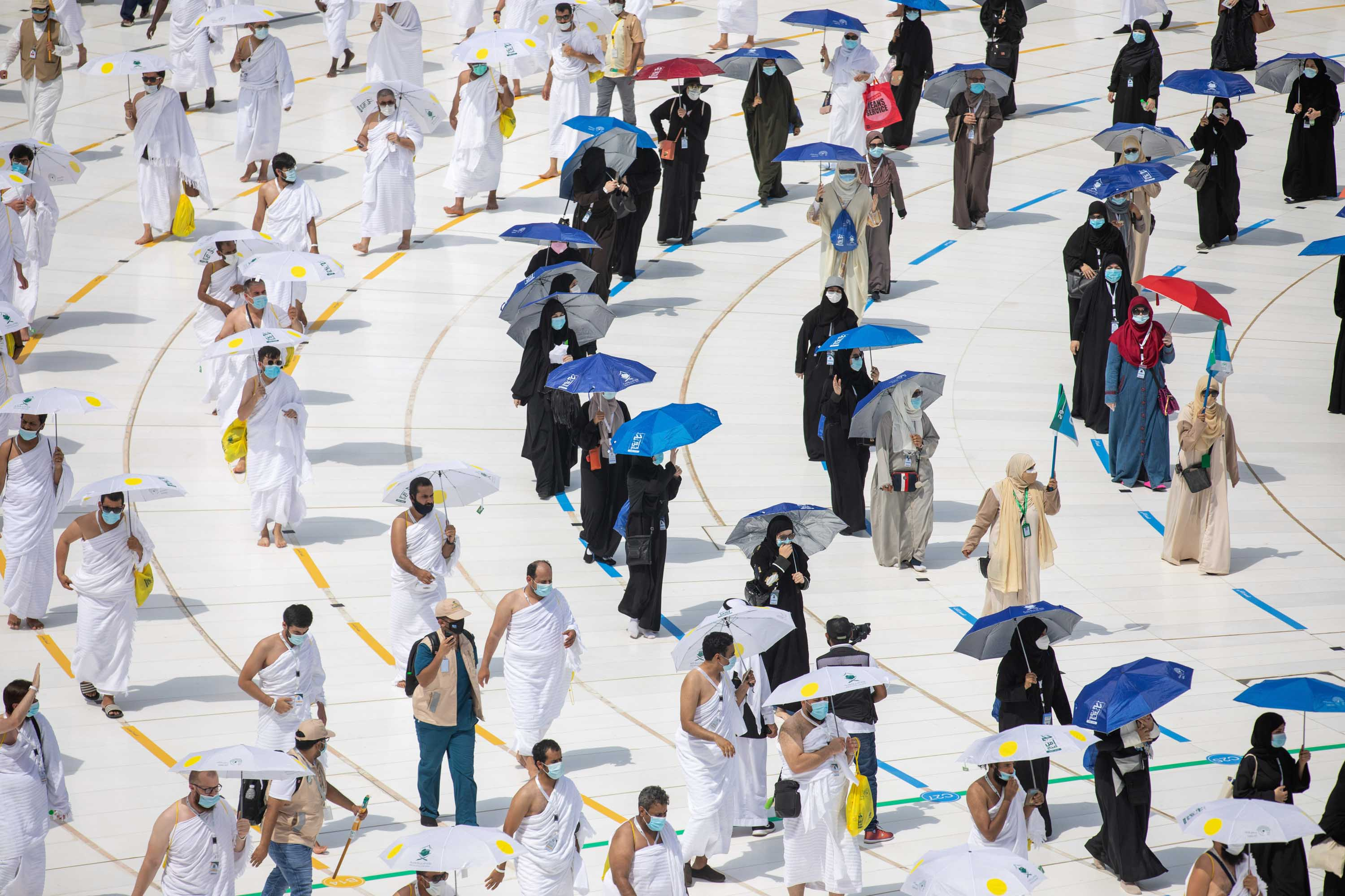 Hajj 2020 begins -- with 1,000 pilgrims, rather than the usual 2 million |  CNN Travel