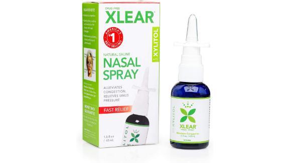 Xlear Nasal Spray for Sinus Relief
