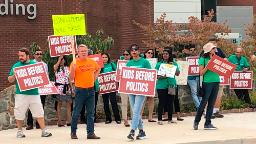 200729214452 01 howard couonty schools protest file hp video