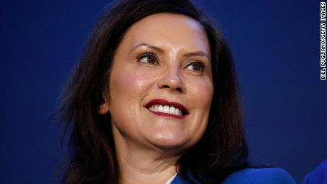 Gretchen Whitmer, Michigan governor