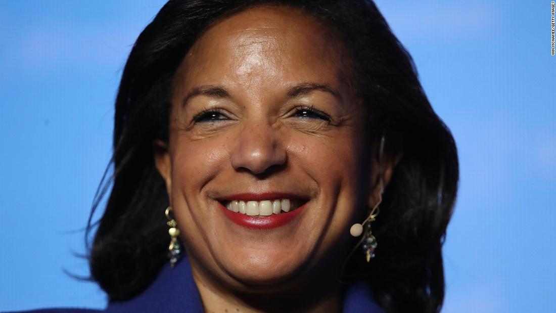 Susan Rice is the VP Biden needs