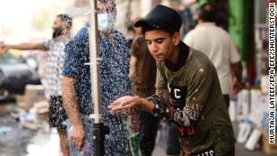 Middle East grapples with heatwave during Eid and Coronavirus pandemic